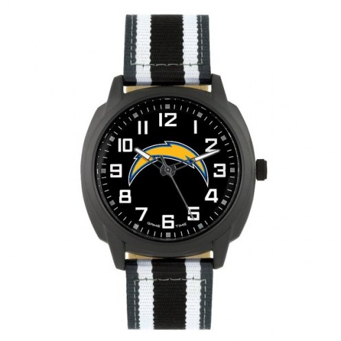 Los Angeles Chargers Men's Ice Watch