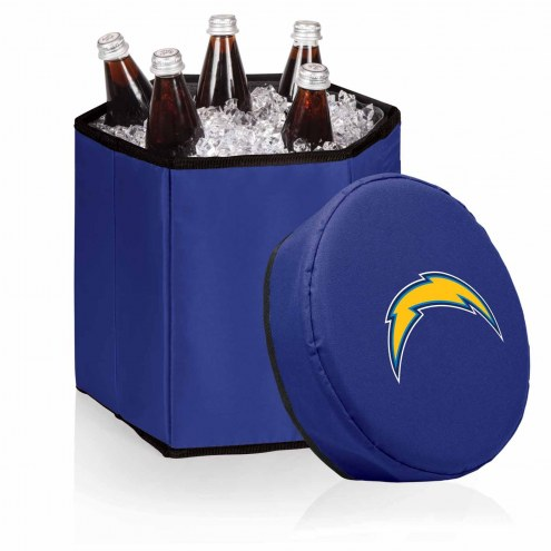 Los Angeles Chargers Navy Bongo Cooler