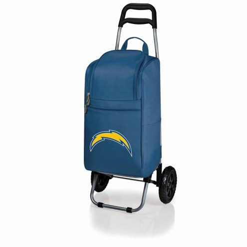 Los Angeles Chargers Navy Cart Cooler