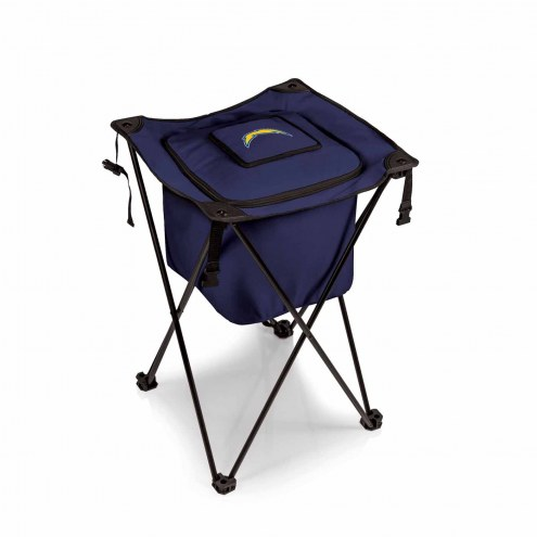 Los Angeles Chargers Navy Sidekick Portable Cooler