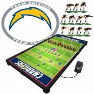 Los Angeles Chargers NFL Deluxe Electric Football Game