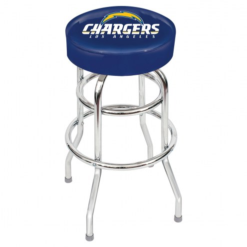 Los Angeles Chargers NFL Team Bar Stool
