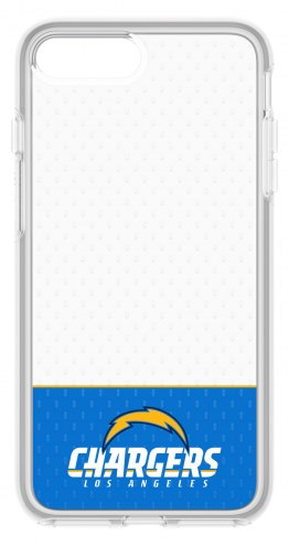 Los Angeles Chargers OtterBox iPhone 8 Plus/7 Plus Symmetry Clear Case