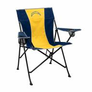 Los Angeles Chargers Pregame Tailgating Chair