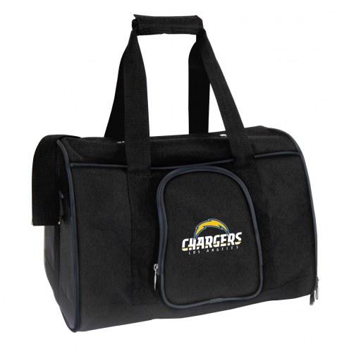 Los Angeles Chargers Premium Pet Carrier Bag