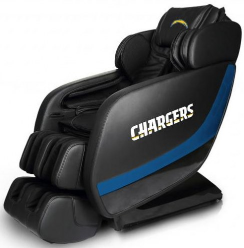 Los Angeles Chargers Professional 3D Massage Chair