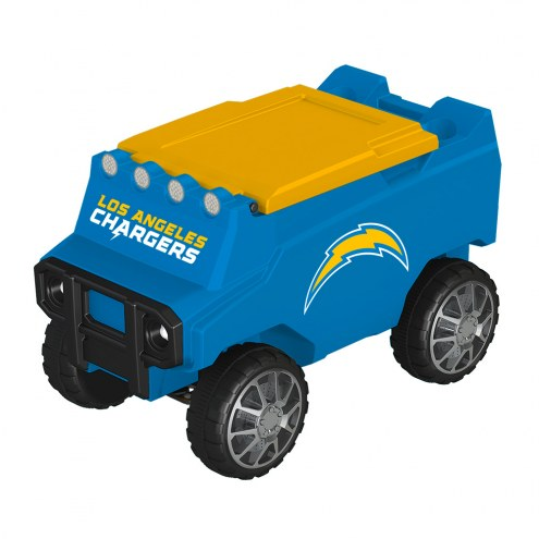 Los Angeles Chargers Remote Control Rover Cooler