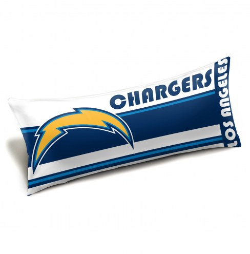 Los Angeles Chargers Seal Body Pillow