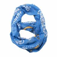 Los Angeles Chargers Sheer Infinity Scarf