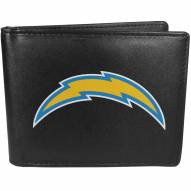 Los Angeles Chargers Large Logo Bi-fold Wallet