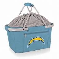 Los Angeles Chargers Sky Blue Metro Picnic Basket