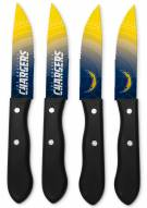 Los Angeles Chargers Steak Knives