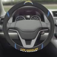 Los Angeles Chargers Steering Wheel Cover