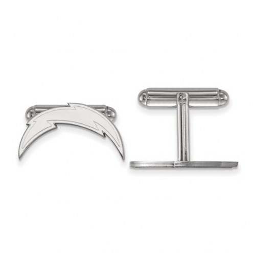 Los Angeles Chargers Sterling Silver Cuff Links