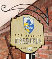 Los Angeles Chargers Tavern Sign