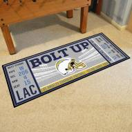 Los Angeles Chargers Ticket Runner Rug