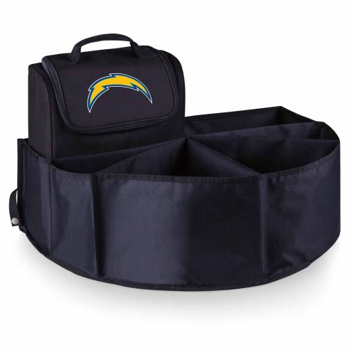 Los Angeles Chargers Trunk Boss Trunk Organizer