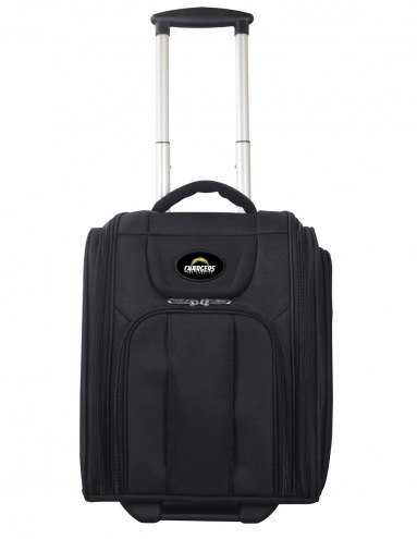 Los Angeles Chargers Wheeled Business Tote Laptop Bag