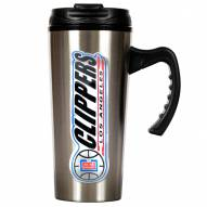 Los Angeles Clippers 16 oz. Stainless Steel Travel Mug