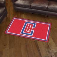 Los Angeles Clippers 3' x 5' Area Rug
