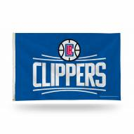 Los Angeles Clippers 3' x 5' Banner Flag