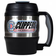Los Angeles Clippers 52 oz. Stainless Steel Travel Mug
