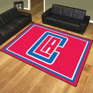 Los Angeles Clippers 8' x 10' Area Rug