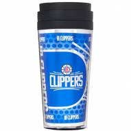 Los Angeles Clippers Acrylic Travel Tumbler