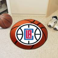Los Angeles Clippers Basketball Mat