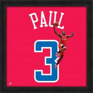 Los Angeles Clippers Chris Paul Uniframe Framed Jersey Photo