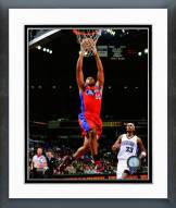 Los Angeles Clippers Eric Gordon Action Framed Photo
