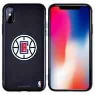 Los Angeles Clippers Fan Brander Slim iPhone Case