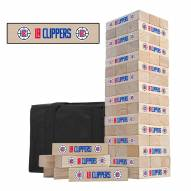 Los Angeles Clippers Gameday Tumble Tower