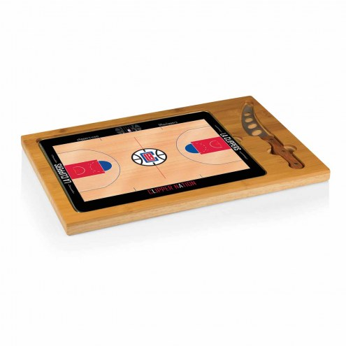 Los Angeles Clippers Icon Cutting Board