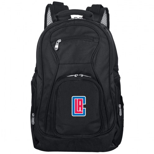 Los Angeles Clippers Laptop Travel Backpack
