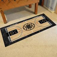 Los Angeles Clippers NBA Court Runner Rug