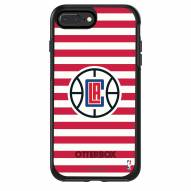 Los Angeles Clippers OtterBox iPhone 8/7 Symmetry Stripes Case