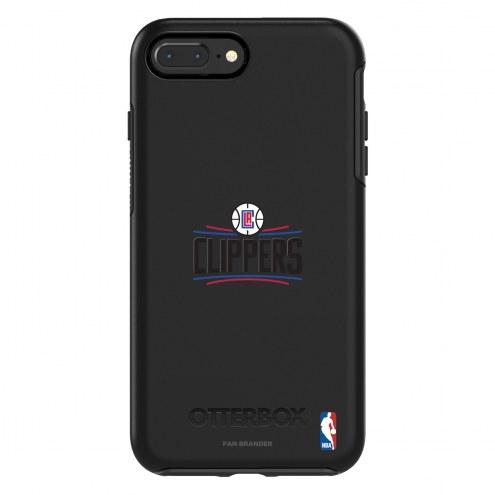 Los Angeles Clippers OtterBox iPhone 8 Plus/7 Plus Symmetry Black Case