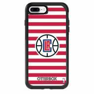 Los Angeles Clippers OtterBox iPhone 8 Plus/7 Plus Symmetry Stripes Case