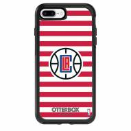 Los Angeles Clippers OtterBox iPhone 8 Plus/7 Plus Symmetry Stripes Case
