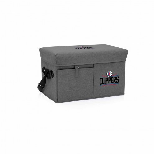Los Angeles Clippers Ottoman Cooler & Seat