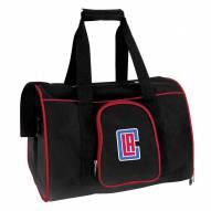 Los Angeles Clippers Premium Pet Carrier Bag