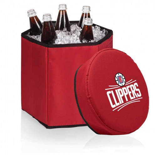 Los Angeles Clippers Red Bongo Cooler