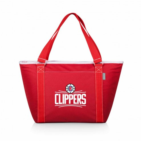 Los Angeles Clippers Red Topanga Cooler Tote