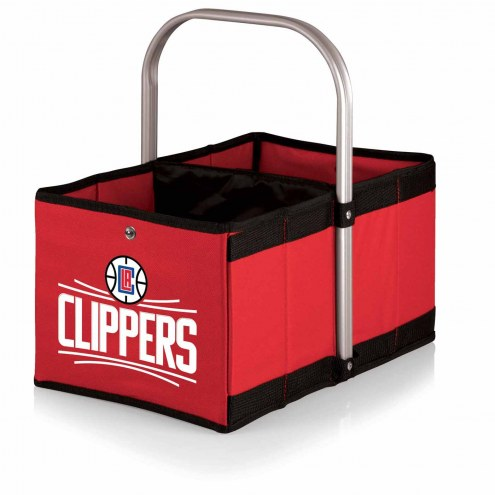 Los Angeles Clippers Red Urban Picnic Basket