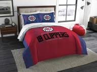 Los Angeles Clippers Reverse Slam Full/Queen Comforter Set