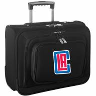 Los Angeles Clippers Rolling Laptop Overnighter Bag