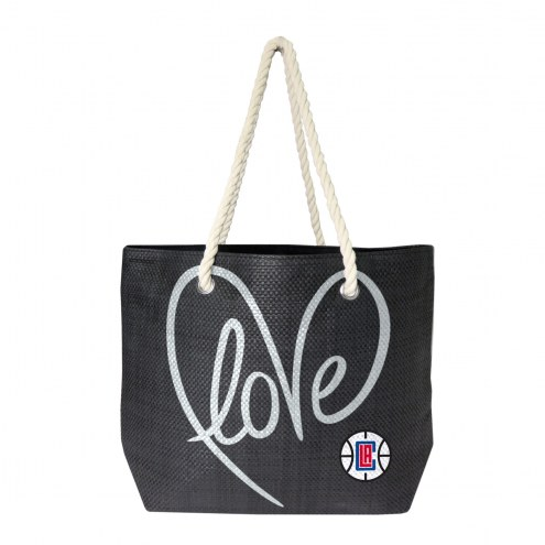 Los Angeles Clippers Rope Tote
