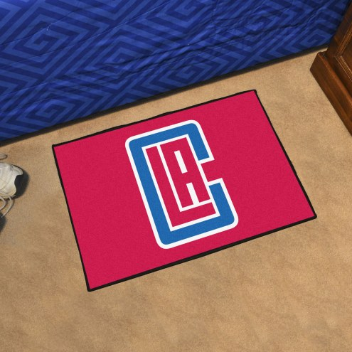 Los Angeles Clippers Starter Rug