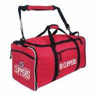 Los Angeles Clippers Steal Duffel Bag